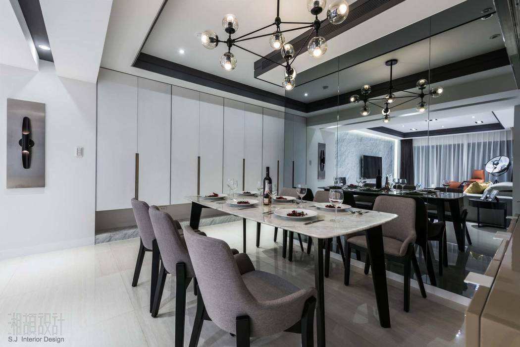 簡.溫:  餐廳 by 湘頡設計