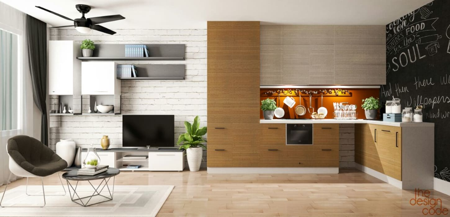 by homify Modern Plywood