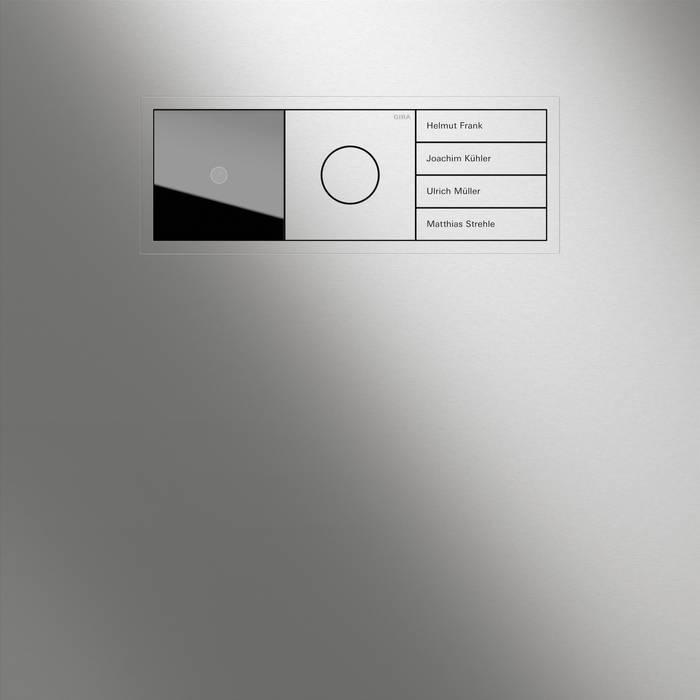 Gira-System-106-Briefkasten:  Tür von Gira, Giersiepen GmbH & Co. KG