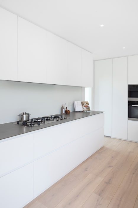 Kitchen by cu_cucine, Minimalist