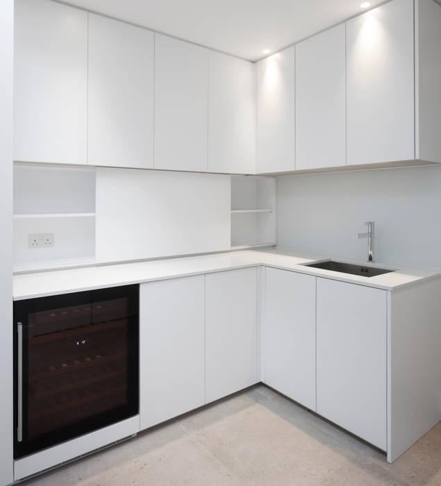 Kitchen by cu_cucine, Minimalist