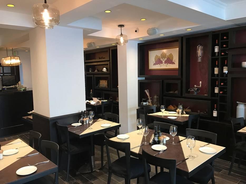 Restaurant Antaño / Sommelier Boutique de PICHARA + RIOS arquitectos Ecléctico Madera Acabado en madera