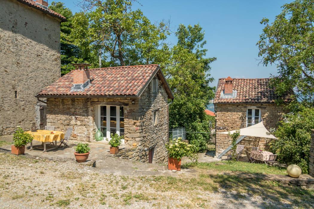 Andrea Chiesa è Progetto Immagine Country house Stone