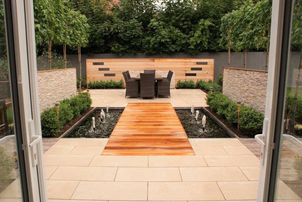 Garden Design - Cheshire Modern style gardens by Hannah Collins Garden Design Modern