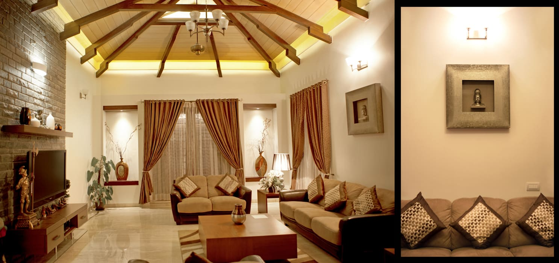 Living room by Myriadhues, Classic
