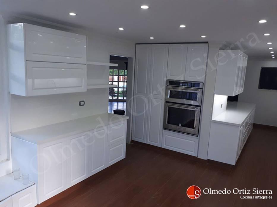 Built In Kitchens By Cocinas Integrales Olmedo Ortiz Sierra