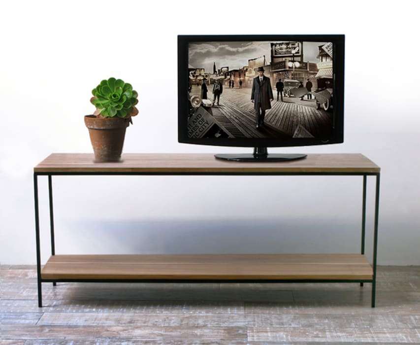 minimalist  by Tienda Quadrat, Minimalist Wood Wood effect