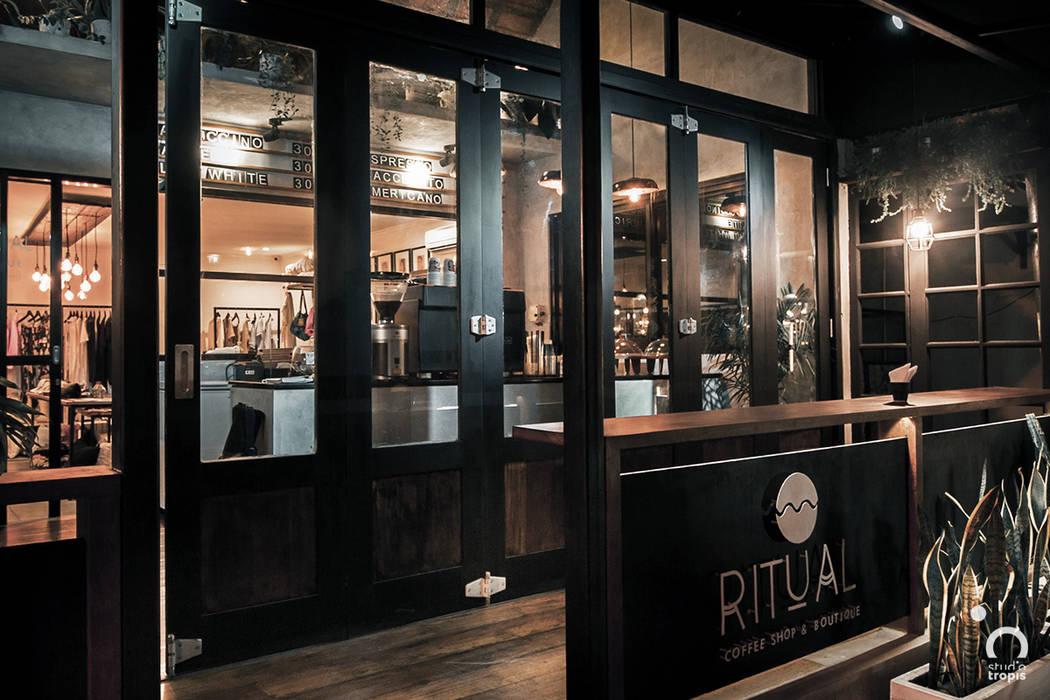 Ritual Coffee & Boutique Seminyak Samma Studio Rumah Tropis