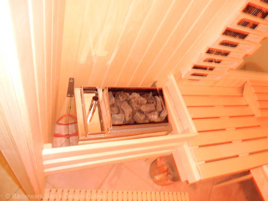 Sauna by Bäderwerk Bad + Design Cutner GmbH,