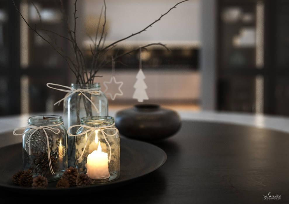 Kitchen by Santoro Design Render