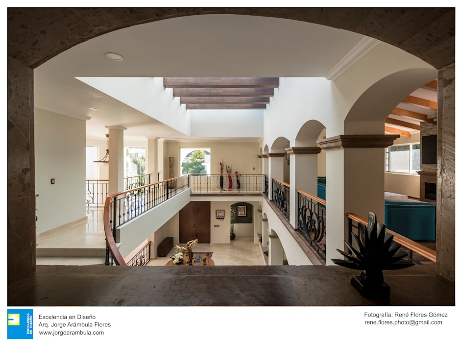 by Excelencia en Diseño Colonial Concrete