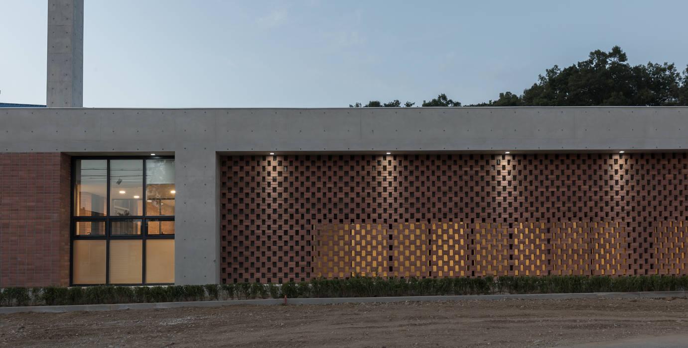 Trung tâm Hội nghị theo 오종상 건축사, Hiện đại