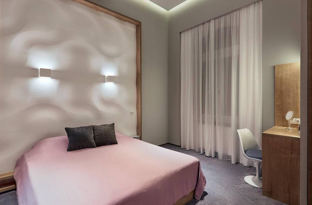 3d wandpaneel design 01 curves: wände von loft design system ...
