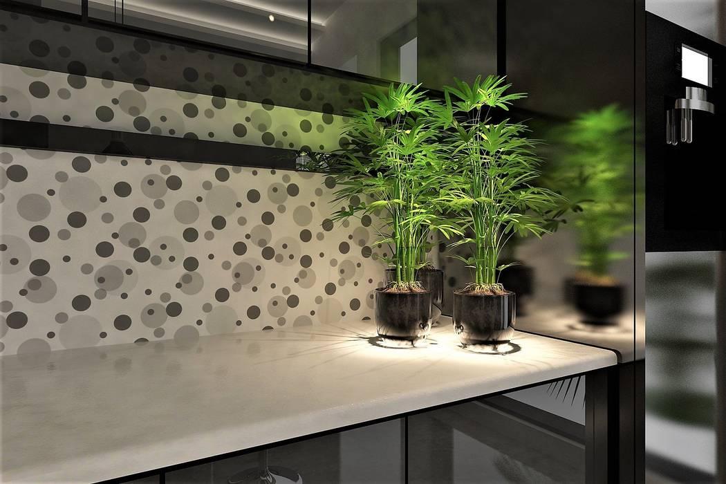 Kitchen 3D Realistic Render:   by 3dkik