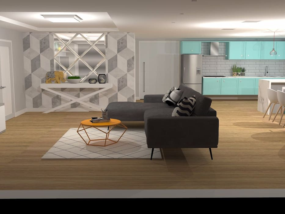 par Kassia Rosa Designer de Interiores
