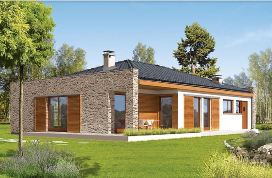 :  Prefabricated home by FHS Casas Prefabricadas