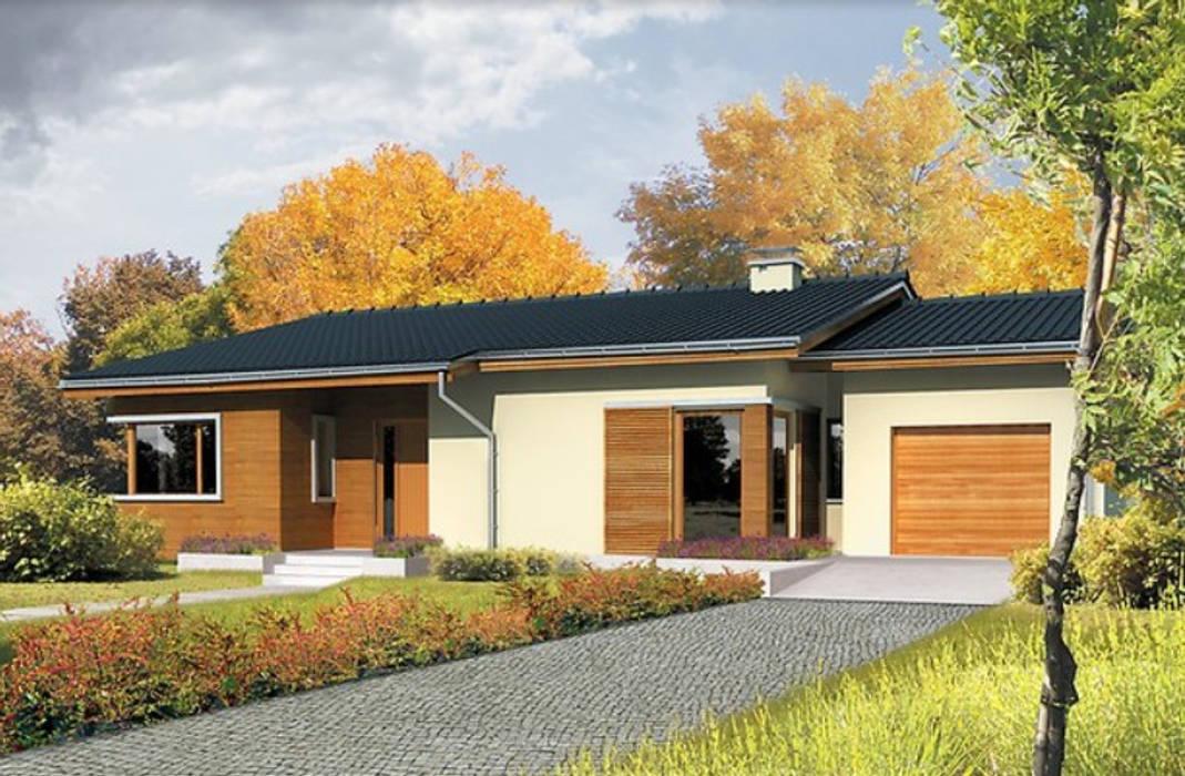 :  Prefabricated home by FHS Casas Prefabricadas,Modern Aluminium/Zinc