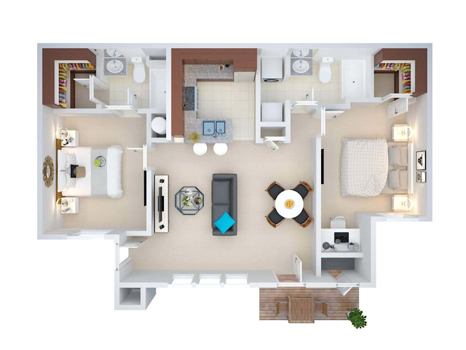 by Floor Plan For Real Estate