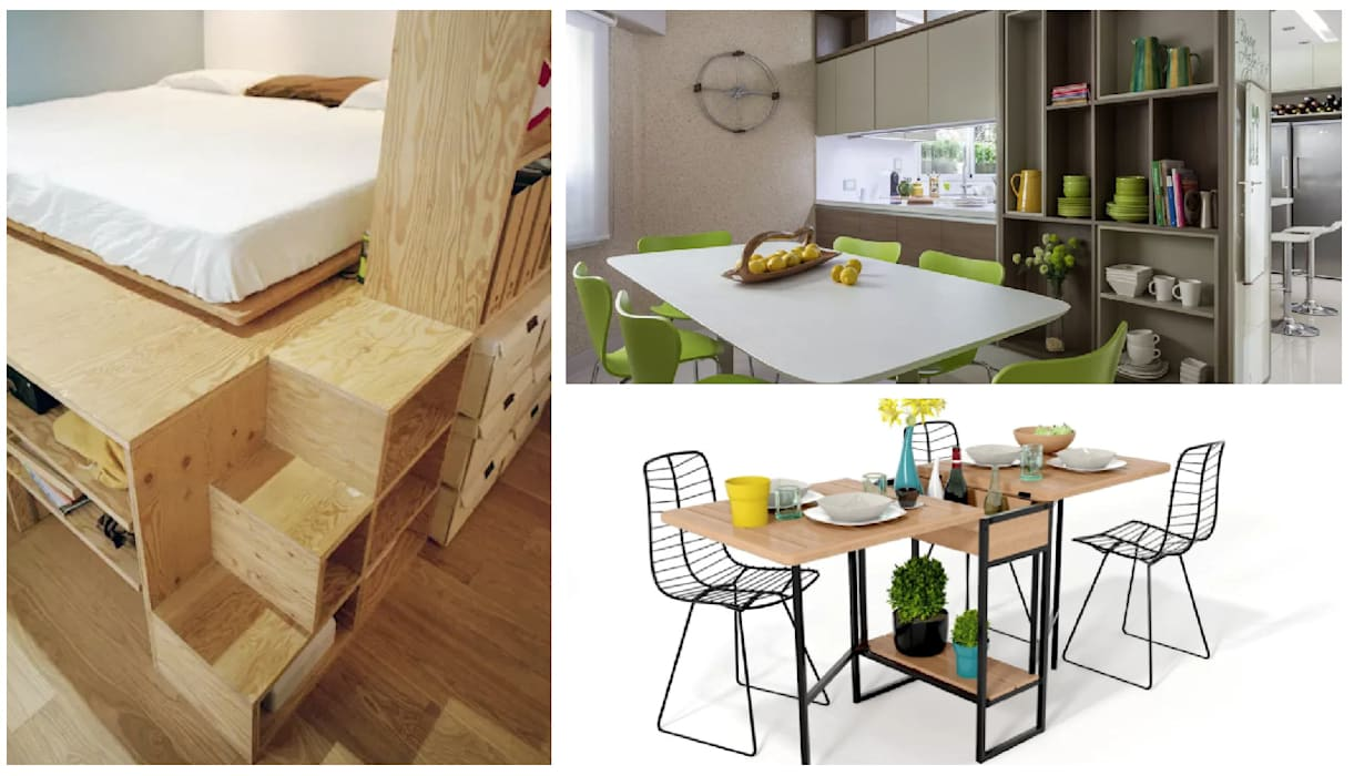 press profile homify ChambrePenderies et commodes