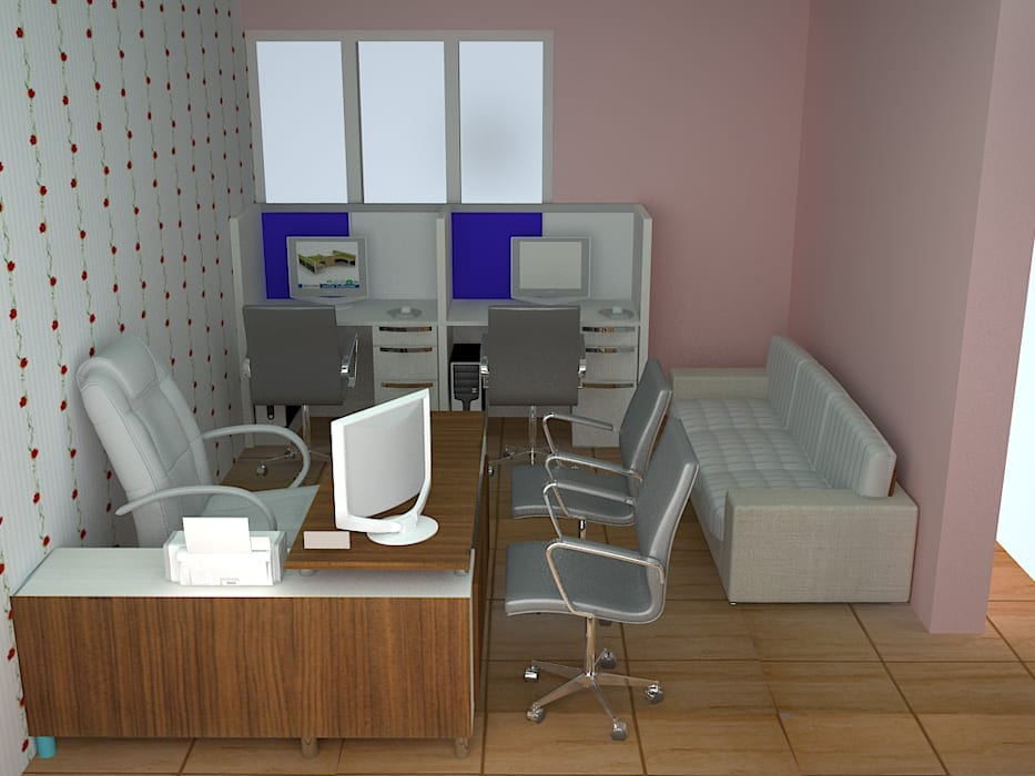 """Office Interior: {:asian=>""""asian"""", :classic=>""""classic"""", :colonial=>""""colonial"""", :country=>""""country"""", :eclectic=>""""eclectic"""", :industrial=>""""industrial"""", :mediterranean=>""""mediterranean"""", :minimalist=>""""minimalist"""", :modern=>""""modern"""", :rustic=>""""rustic"""", :scandinavian=>""""scandinavian"""", :tropical=>""""tropical""""}  by RID INTERIORS,"""