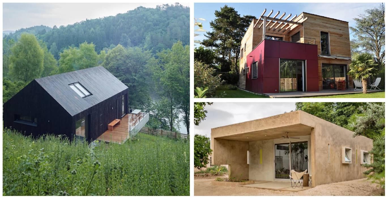 press profile homify Chalets & maisons en bois