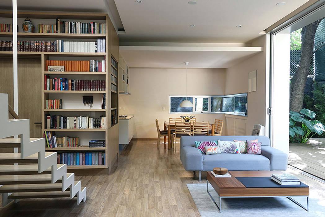 Moderne Wohnzimmer von PAUL CREMOUX studio Modern