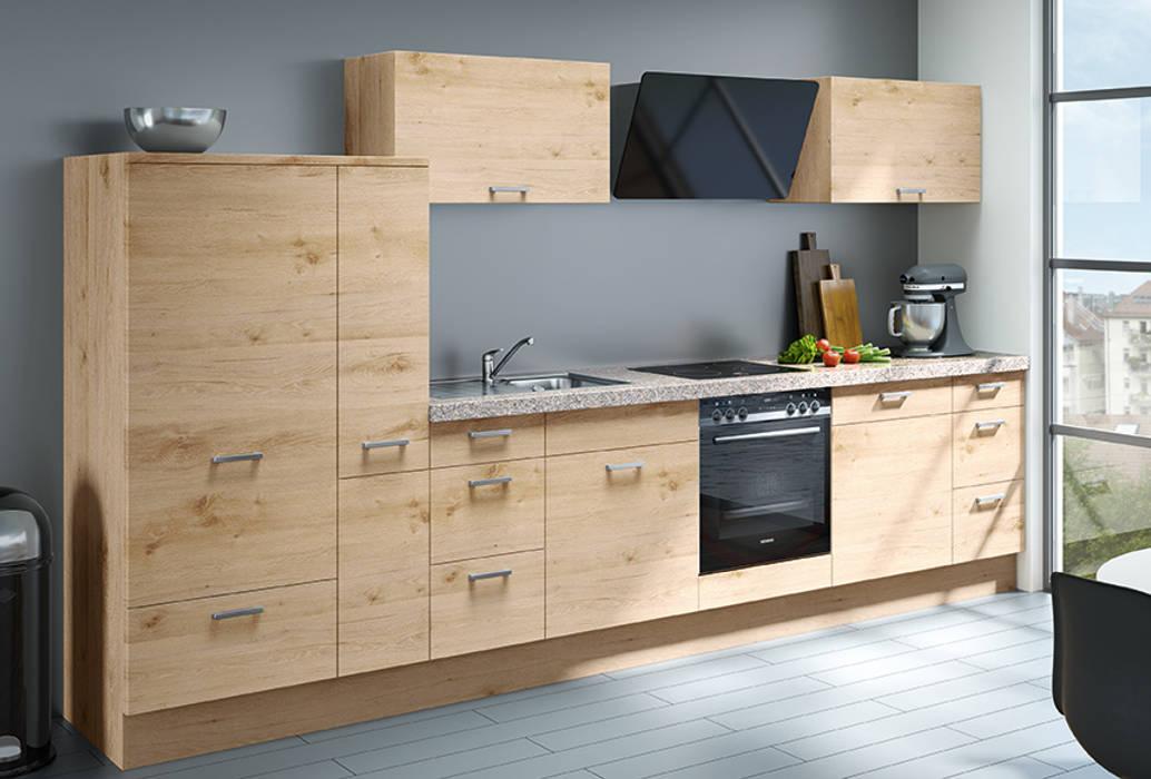 Classic Siemens:  Küchenzeile von Marquardt Küchen