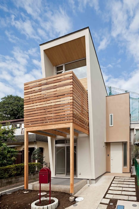 de 株式会社 ギルド・デザイン一級建築士事務所 Moderno