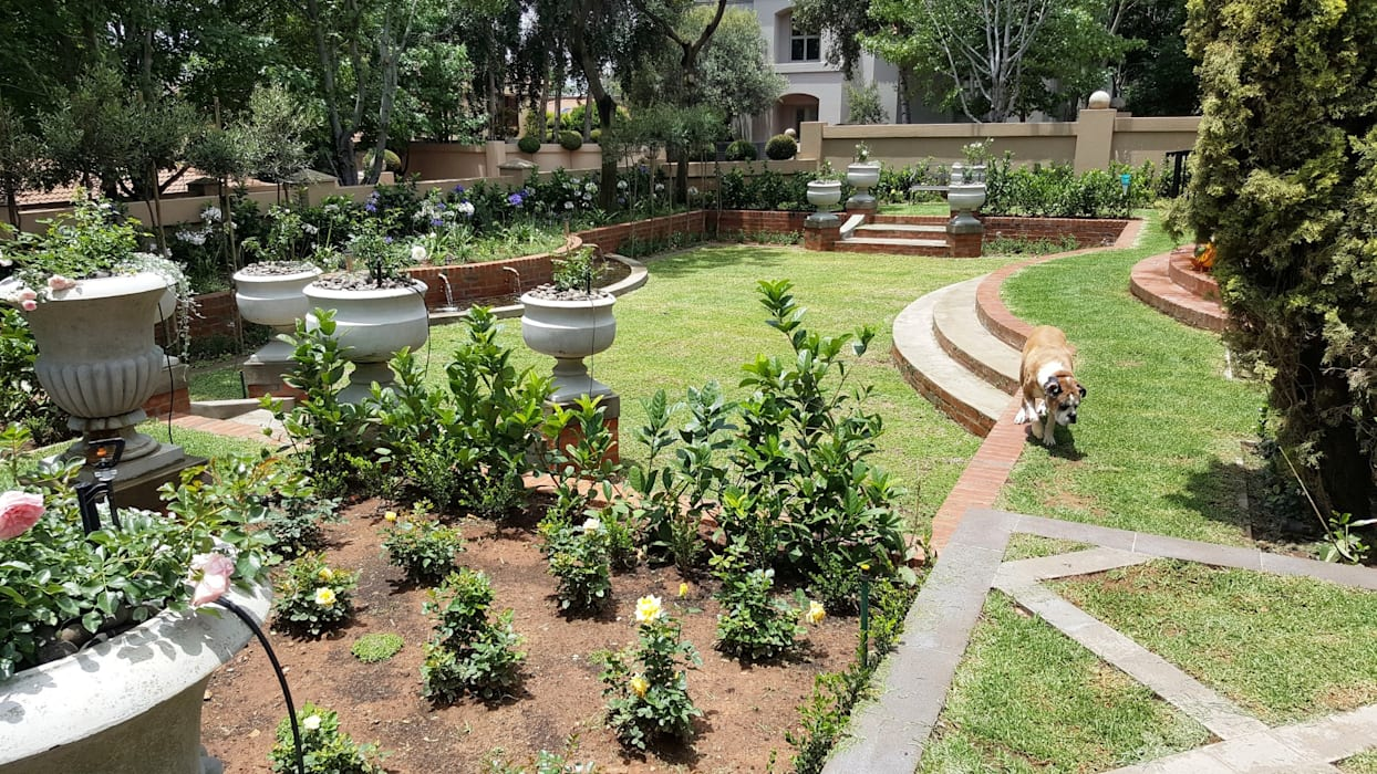 Classic style garden by Gorgeous Gardens Classic