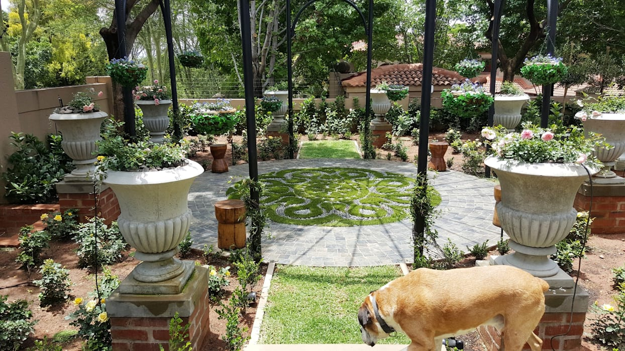 Classic style gardens by Gorgeous Gardens Classic