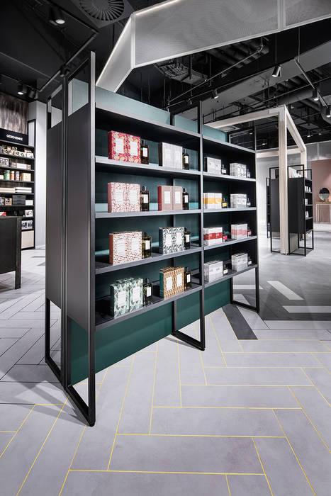 Mußler Beauty by Notino:  Geschäftsräume & Stores von DITTEL ARCHITEKTEN GMBH