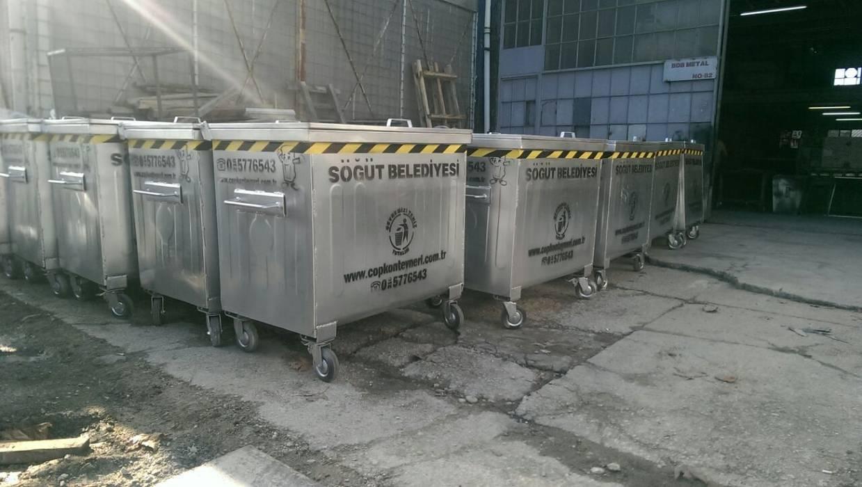 industrial  by Çöp Konteyneri Waste Container, Industrial