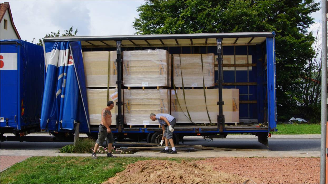 Diffusionsoffener Wandaufbau Holzhaus Von Si Massivhaus Homify