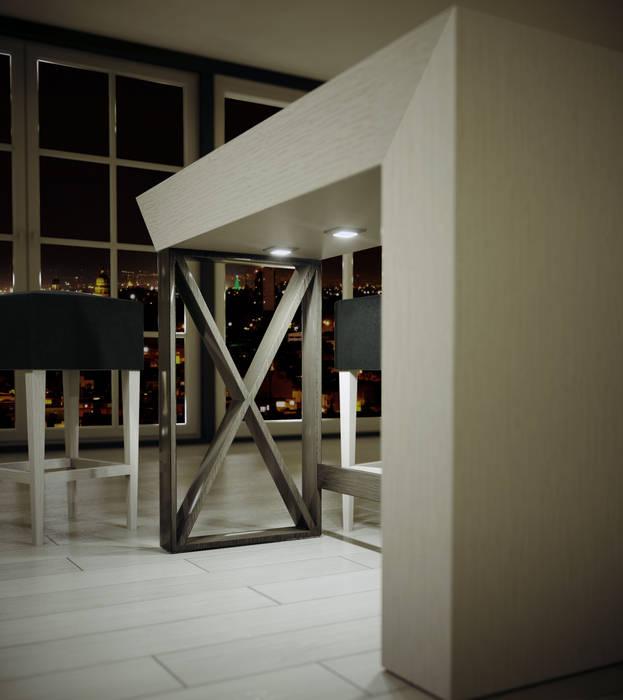 Barra de bar para casa de estilo de franco furniture - Barra de bar en casa ...