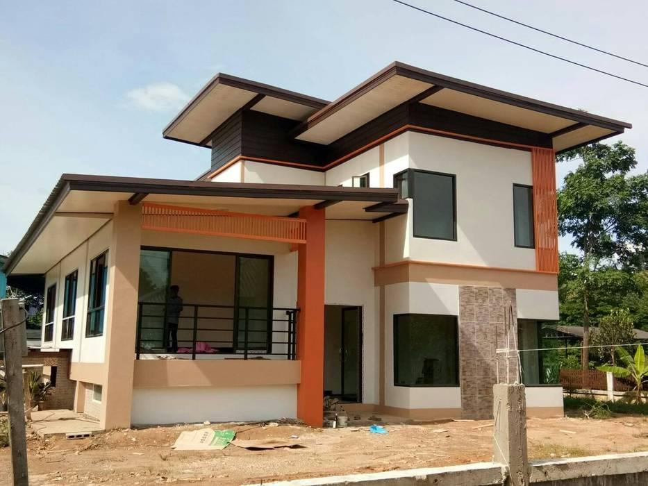 de style  par บ้านช่างใหญ่ บริการรับสร้างบ้าน จ.น่าน (รัชนีก่อสร้าง)