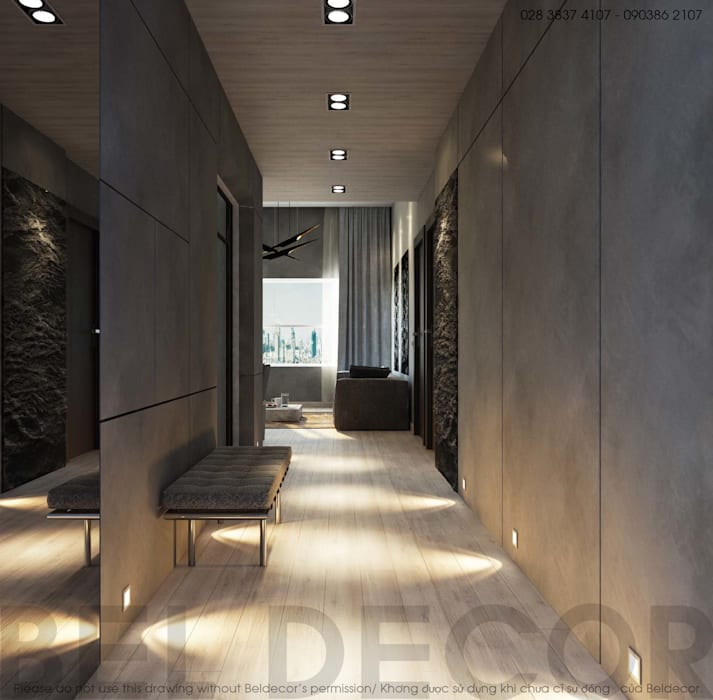 Project: HO1681Apartment/ Bel Decor:   by Bel Decor,