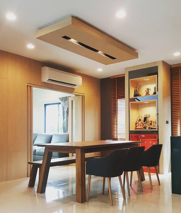 por ID Studio interior design & built-in furniture