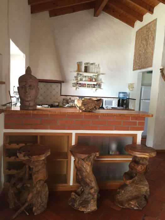 Monte Alentejo Cozinhas modernas por Officina Boarotto Moderno
