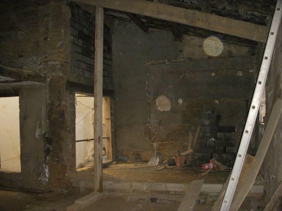 Rénovation complète loft 47 par BCCA² Industriel