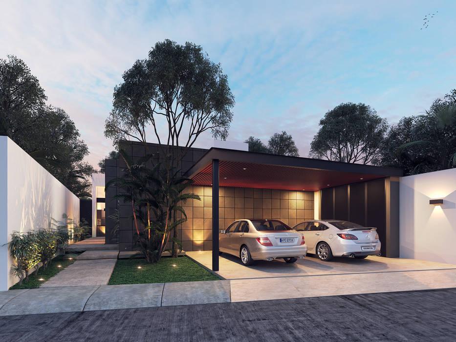 Casa VMC Heftye Arquitectura Casas unifamiliares