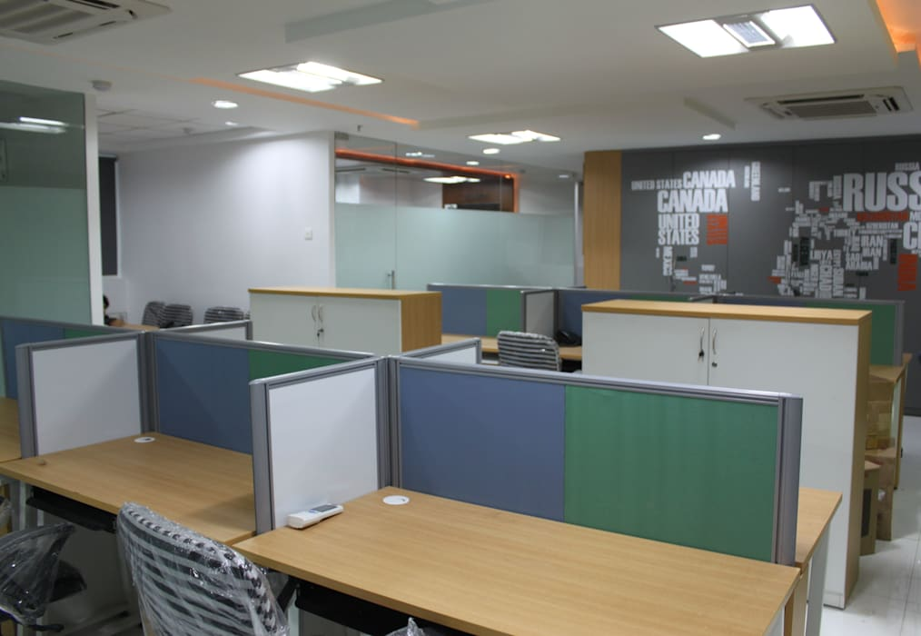 Commercial Project - Mr Agarwal - Chembur Dezinebox Minimalist offices & stores