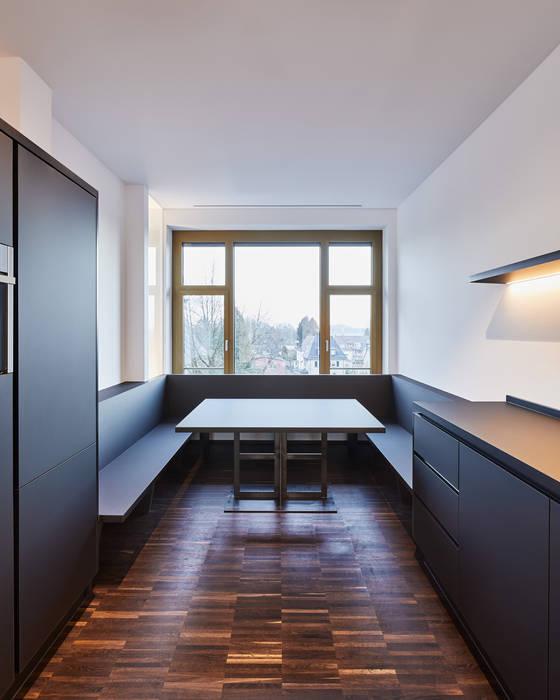 Schreinerei Fischbach einrichtung eines architekturbüros: küche von schreinerei fischbach