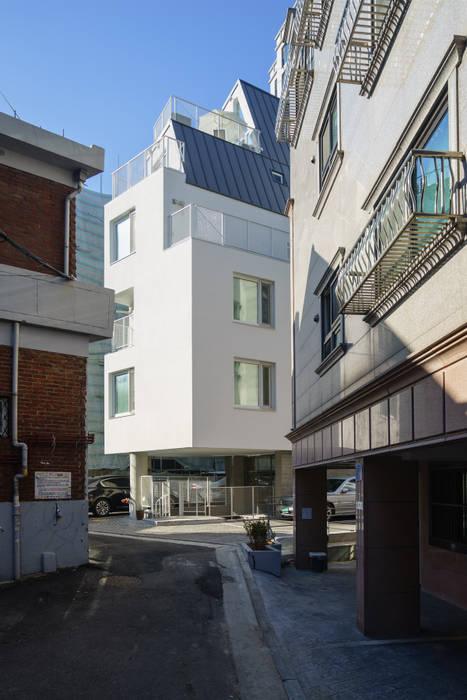 Moderne Häuser von TODOT Modern