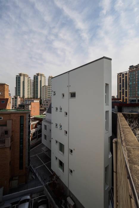 Casas de estilo  de TODOT