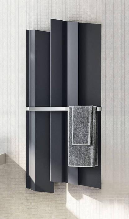 Verve - Architektur von Daniel Libeskind:  Badezimmer von JLL Residential Development