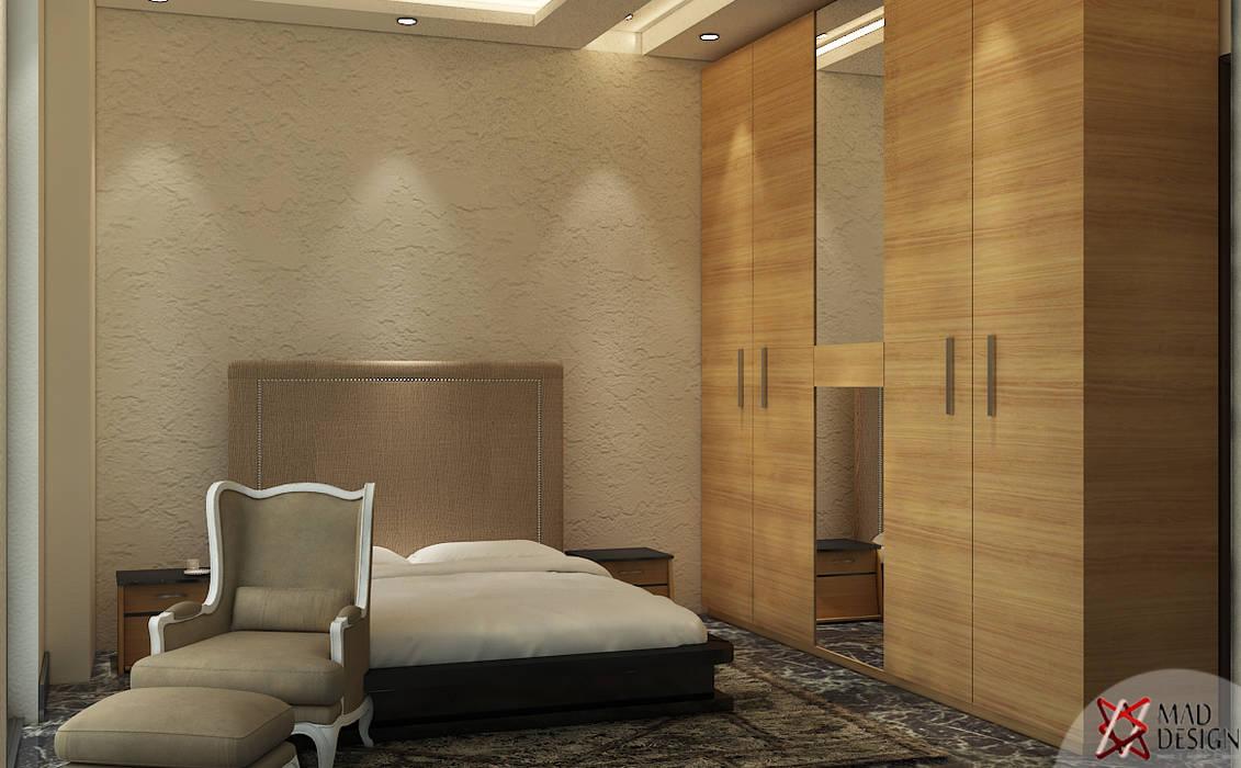 Camere Da Letto Design Minimalista : Camera da letto in stile in stile minimalista di mad design homify