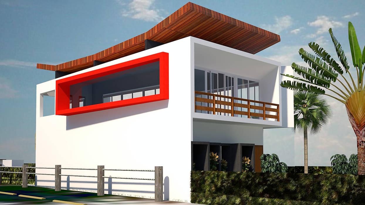 par Ativo Arquitetura e Consultoria Moderne Verre