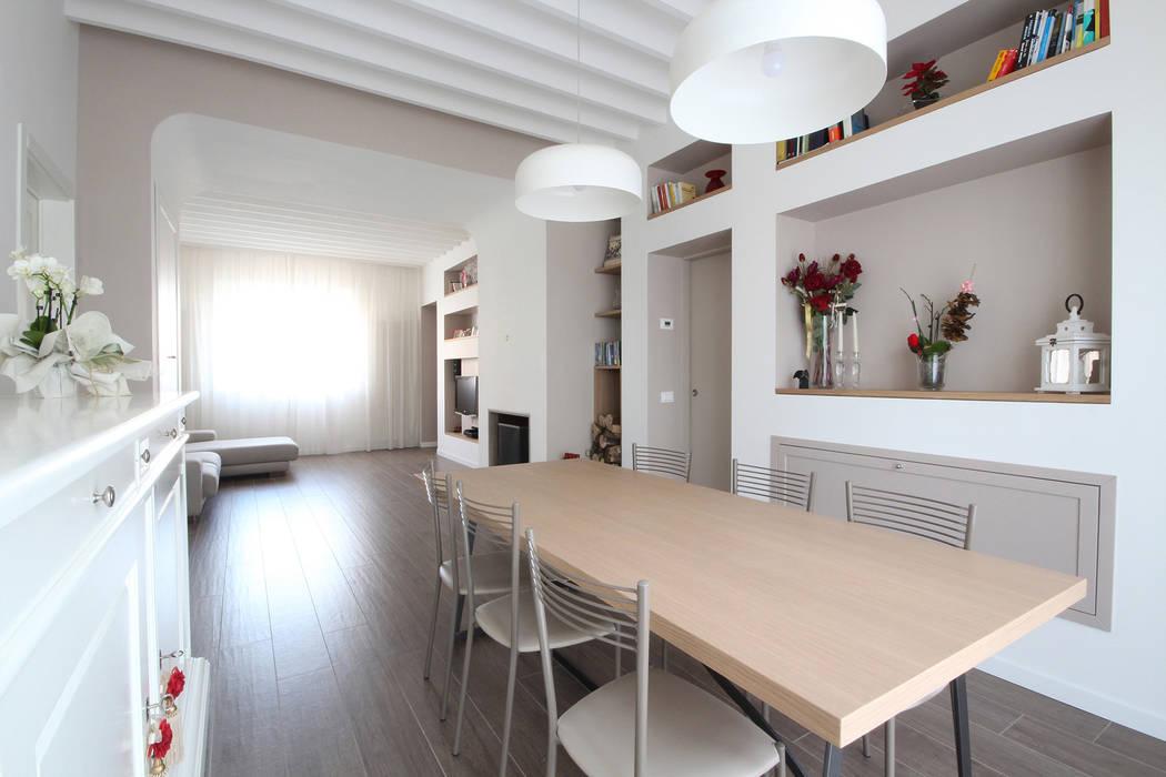 Arredamento Country Milano.Arredamento In Stile Country Moderno Sala Da Pranzo In