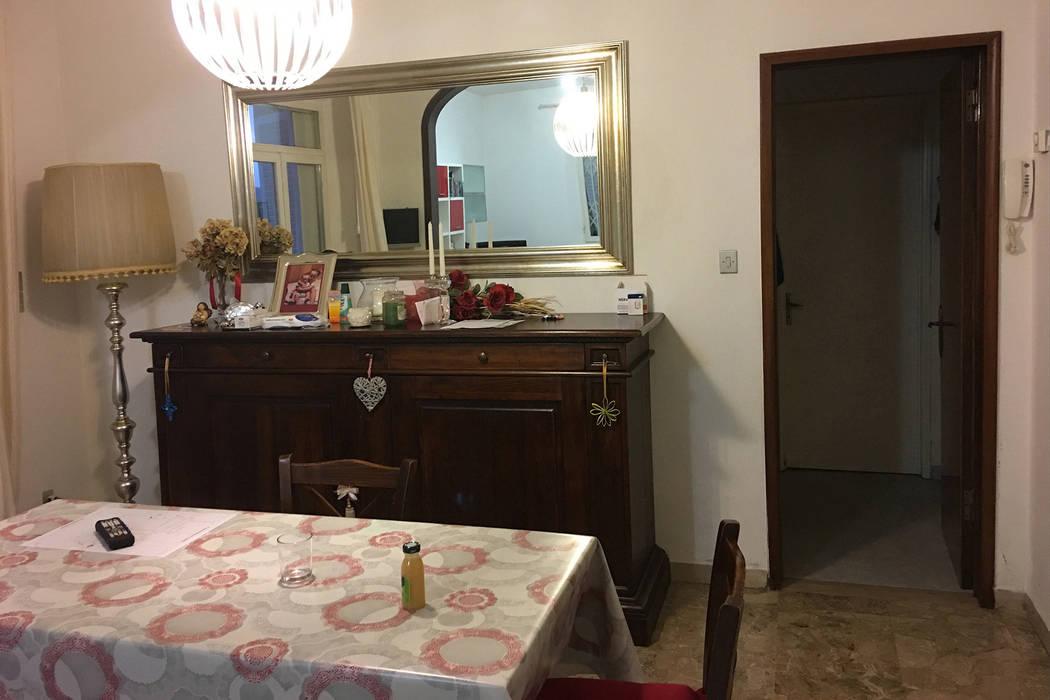 Arredamento country chic moderno in villetta toscana: in stile di ...