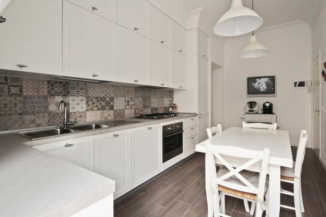 Country kitchen by jfd - juri favilli design | homify
